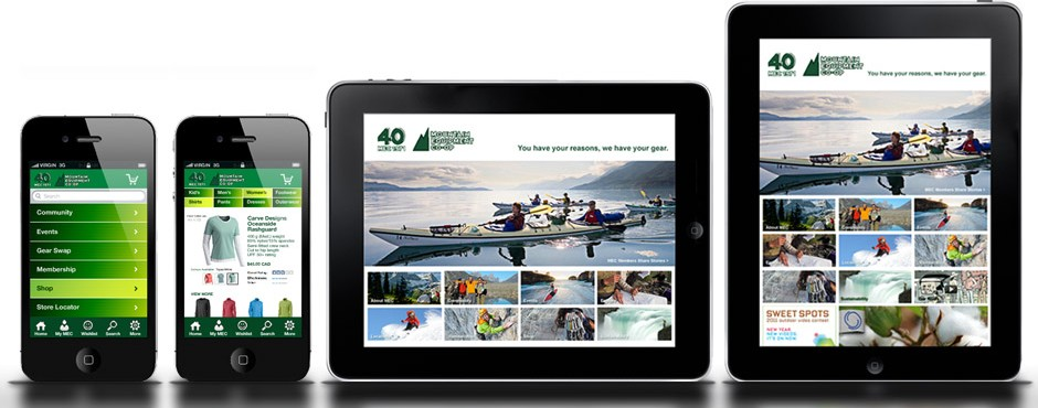 "<h1>""Mountain Equipment Co-op"" Interactive Mobile Device Branding Exercises.</h1><p>Interactive Design.  <a href="" http://kristinalynedesign.com/?portfolio=mec-iphone-application-layout"">Read more »</a></p>"